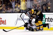 Kris Letang and Brad Marchand Photos Photo