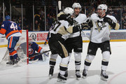 Kris Letang and James Neal Photos Photo