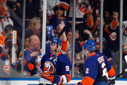 Mark Streit and John Tavares Photos - 1 of 7 Photo