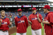 Cole Hamels and Ken Giles Photos Photo