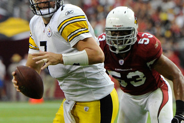 Clark Haggans Pittsburgh Steelers v Arizona Cardinals