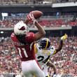 Ike Taylor Larry Fitzgerald Photos