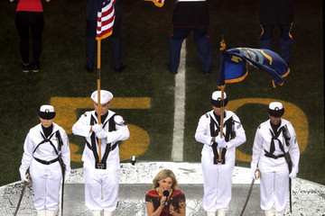Grace Potter Pittsburgh Steelers v New England Patriots