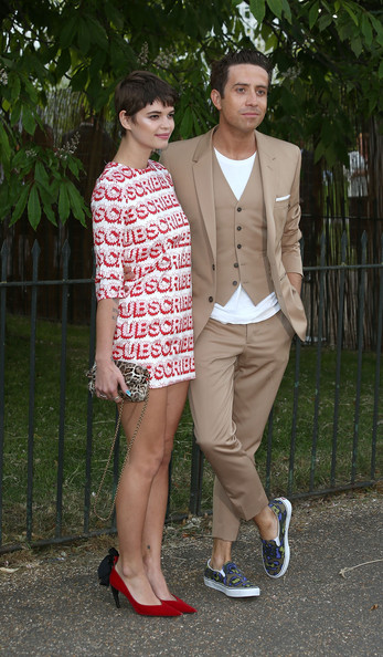 Celebs at the Serpentine Gallery Summer Party — Part 5