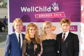 Pixie Lott Arrivals at the WellChild Awards