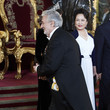 Placido Domingo Spanish Royals Host A Dinner Gala For Chinese President Xi Jinping