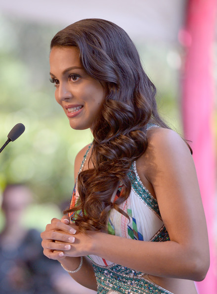 2013 Playmate Of The Year Raquel Pomplun attends Playboy's 2013