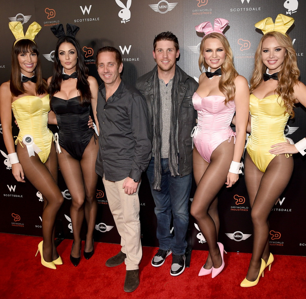 Brittny Ward Photos Photos - The Playboy Party At The W Scottsdale ...