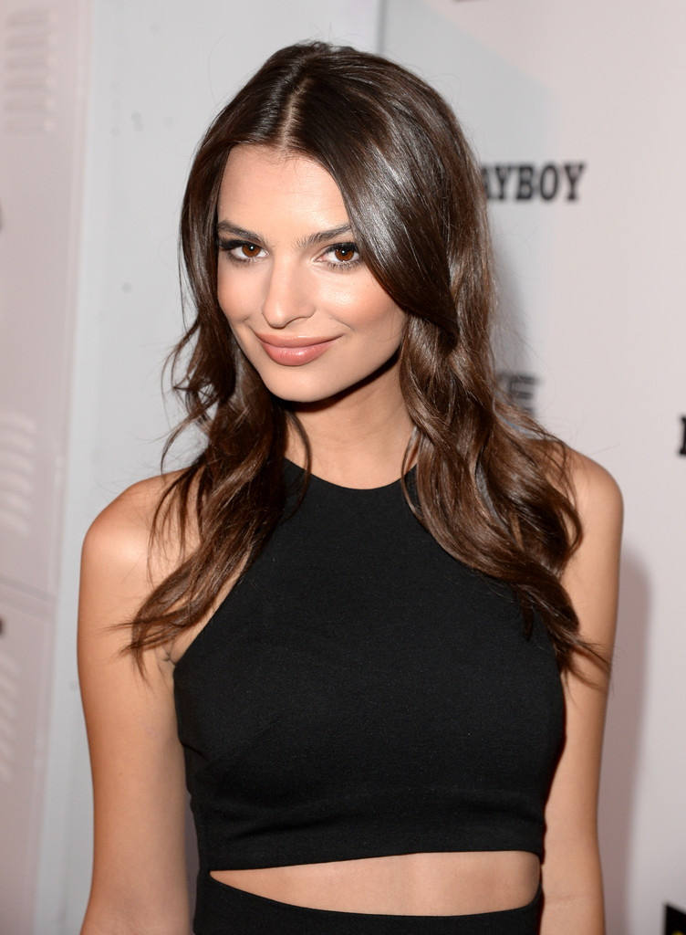 Emily Ratajkowski Emily Ratajkowski Photos Playboy And