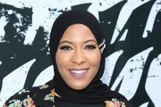 Ibtihaj Muhammad attends Players' Night Out 2019 hosted by The Players' Tribune featuring the NBPA's Players' Voice awards at The Dream Hotel on July 09, 2019 in Los Angeles, California.
