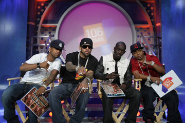 "Bu Thiam Plies Visits BET's ""106 & Park"""