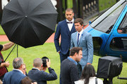 Harry Kewell and Lance Franklin Photos Photo