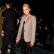 Pom Klementieff Rag And Bone - Front Row - September 2019 - New York Fashion Week: The Shows