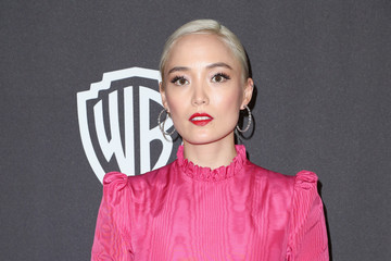 Pom Klementieff InStyle And Warner Bros. Golden Globes After Party 2019 - Arrivals
