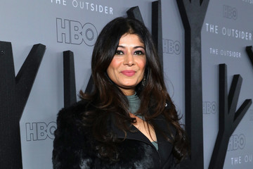 Pooja Batra Premiere Of HBO's 'The Outsider' - Red Carpet