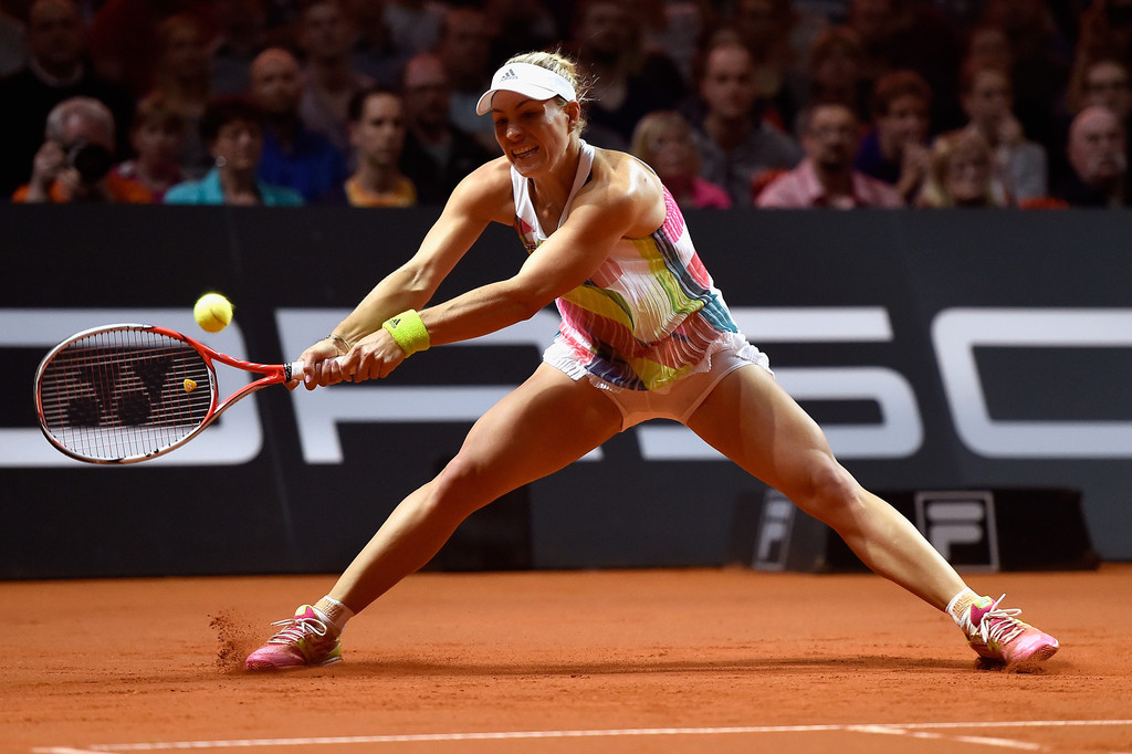 Angelique Kerber Photos Photos Porsche Tennis Grand Prix