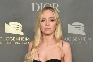 Portia Doubleday 2017 Guggenheim International Pre-Party Made Possible by Dior