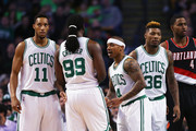 Evan Turner Jae Crowder Photos Photo