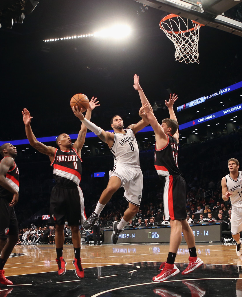 Portland Trail Blazers Live Stream: Deron Williams In Portland Trail Blazers V Brooklyn Nets