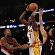 Lamar Odum Portland Trail Blazers v Los Angeles Lakers