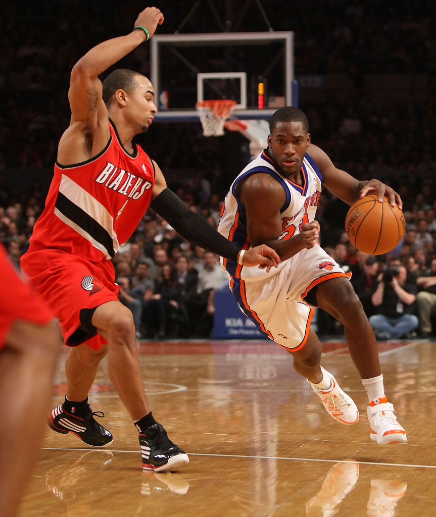 Portland Trail Blazers Live Stream: Jerryd Bayless In Portland Trail Blazers V New York Knicks