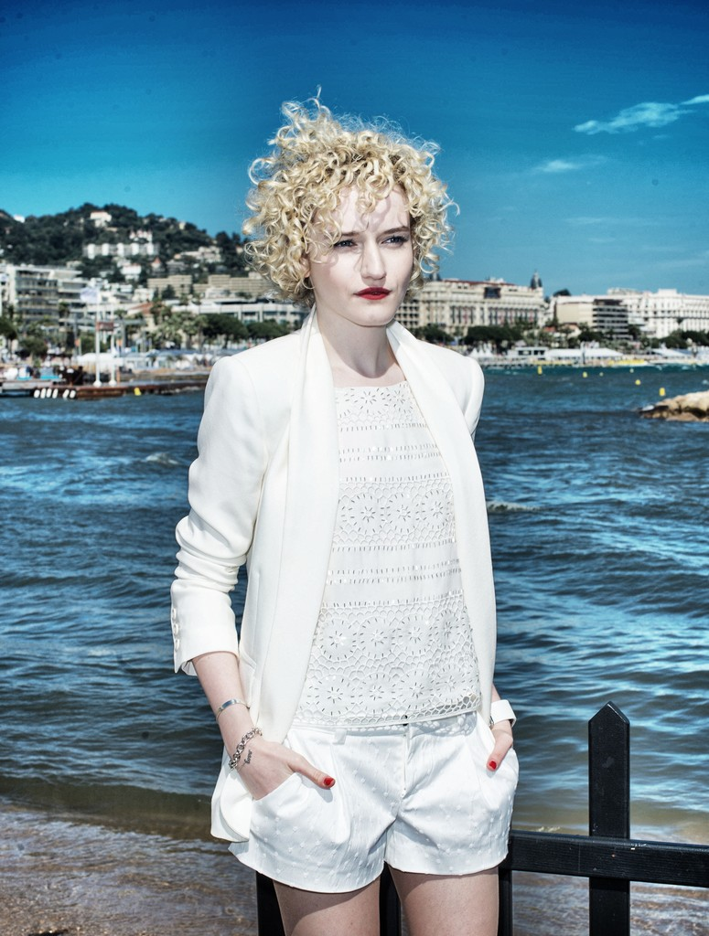 Julia Garner See Through 13 Photos: 'We Are What We Are' Portrait
