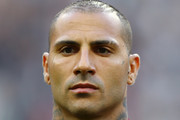 Ricardo Quaresma of Portugal looks on prior to the FIFA Confederations Cup Russia 2017 Group A match between Portugal and Mexico at Kazan Arena on June 18, 2017 in Kazan, Russia.
