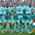 Memphis Depay Photos - The team of The Netherlands line up prior to the UEFA Nations League Final between Portugal and the Netherlands at Estadio do Dragao on June 09, 2019 in Porto, Portugal. - Portugal v Netherlands - UEFA Nations League Final
