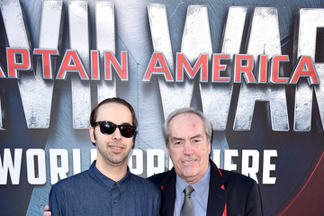 Powers Boothe Premiere of Marvel's 'Captain America: Civil War' - Red Carpet