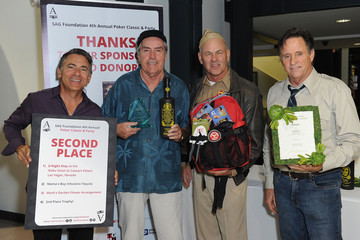 Powers Boothe 4th Annual SAG Foundation Poker Classic