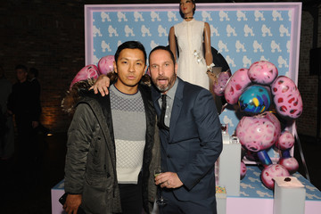 Prabal Gurung Alexis Bittar NYFW Presentation & 25th Anniversary With Lucite
