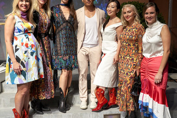 Prabal Gurung Miron Crosby x Prabal Gurung Collection Launch Celebration Event