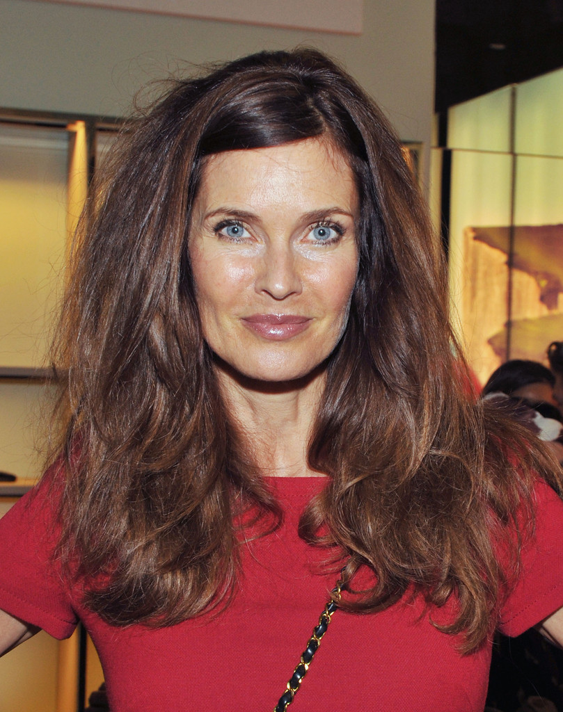 Carol Alt - SI Swimsuit 50th Anniversary Party - February