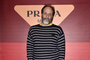 Luca Guadagnino attends the dinner co-hosted by Prada and Vogue Paris on January 19, 2020 in Paris, France.
