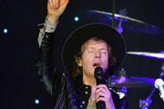 "Beck performs onstage during the Pre-GRAMMY Gala and GRAMMY Salute to Industry Icons Honoring Sean ""Diddy"" Combs on January 25, 2020 in Beverly Hills, California."