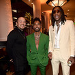 Wiz Khalifa and Miguel Photos