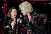Cyndi Lauper and Brandi Carlile Photos Photo