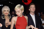 Miley Cyrus Patrick Schwarzenegger Photos Photo