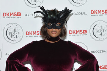 Precious Lee The DKMS Blood Ball 2017 - Arrivals