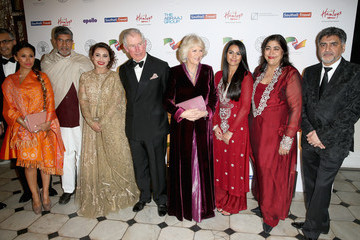 Preeya Kalidas Arrivals at the British Asian Trust Dinner