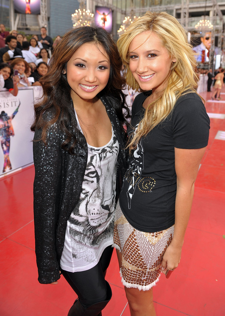 Brenda Song ashley tisdale