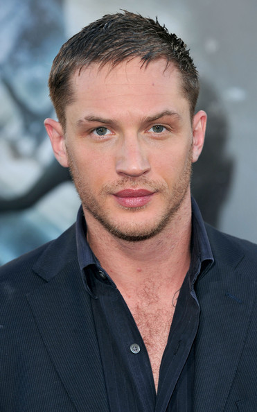 Tom Hardy in Premiere ...