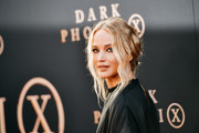 "Image has been processed using digital filters) Jennifer Lawrence attends the premiere of 20th Century Fox's ""Dark Phoenix"" at TCL Chinese Theatre on June 04, 2019 in Hollywood, California."