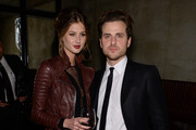 Martha Patterson and Jared Followill attend the after party for 'August: Osage County' presented by The Weinstein Company with DeLeon Tequila on December 12, 2013 in New York City.