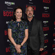 Mimi Rogers and Titus Welliver Photos