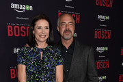 Mimi Rogers and Titus Welliver Photos Photo