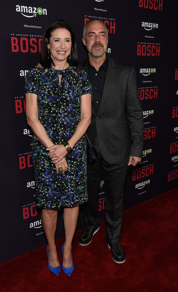 mimi rogers and titus welliver photos photos zimbio. Black Bedroom Furniture Sets. Home Design Ideas
