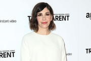 Actress/musician Carrie Brownstein attends the premiere of Amazon's 'Transparent' at Ace Hotel on September 15, 2014 in Los Angeles, California.