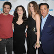 Andy Garcia and Julianna Margulies
