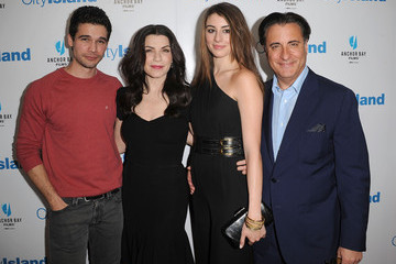 """Andy Garcia Julianna Margulies Premiere Of Anchor Bay Films' """"City Island"""" - Arrivals"""